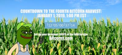 Bitcorn Harvest