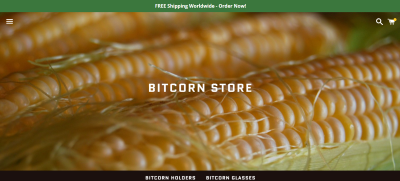 Bitcorn Merch