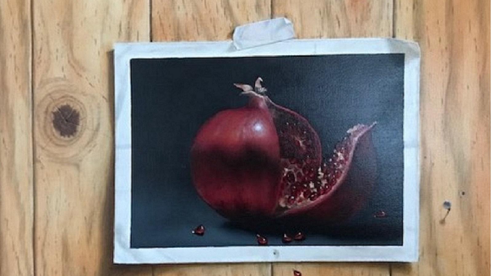 Phobos' Pomegranates