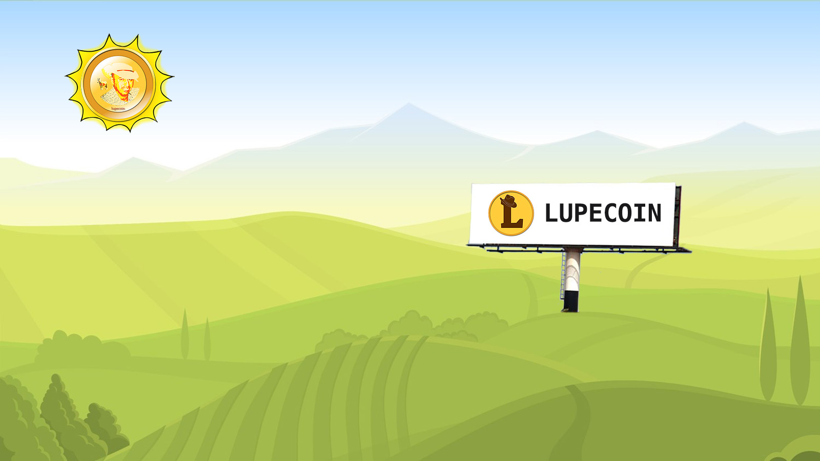 LupeCoin - Proof of Friendship