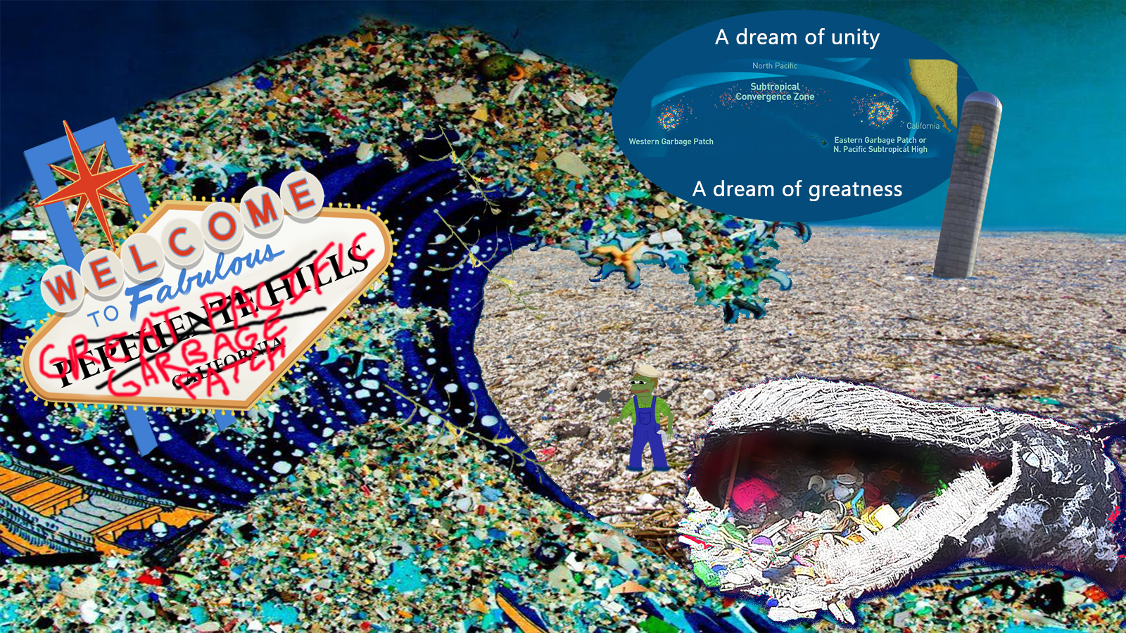 Pepeific Garbage Patch Farm