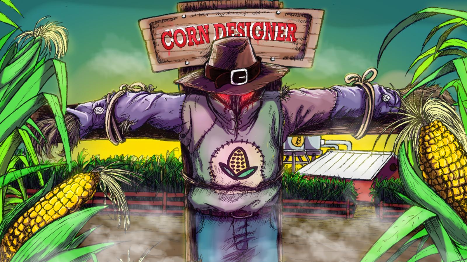 CORN DESIGNER
