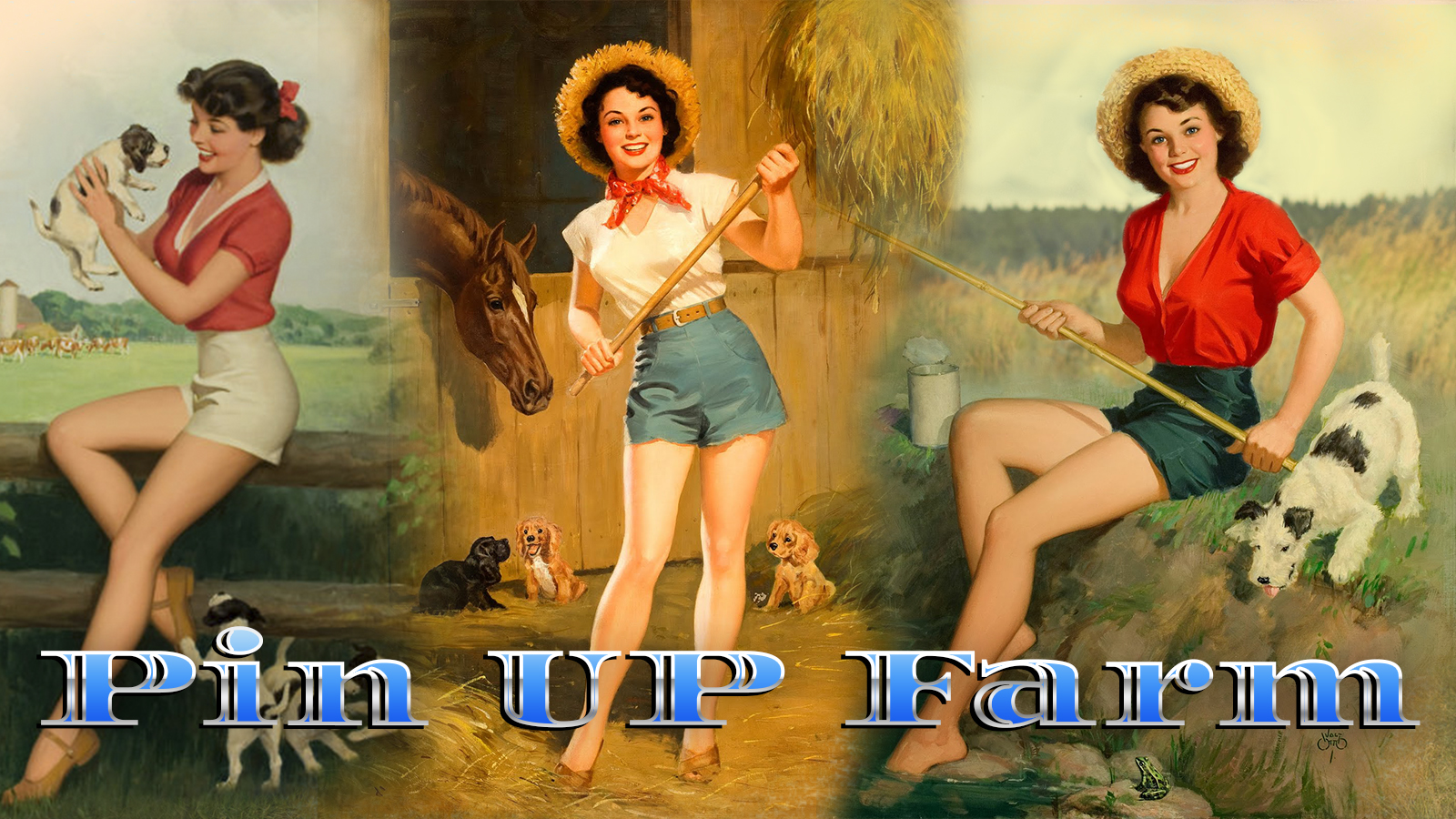 Pin UP Farms