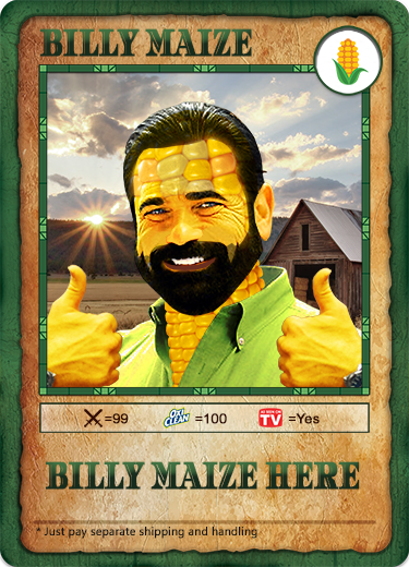 BILLYMAIZE
