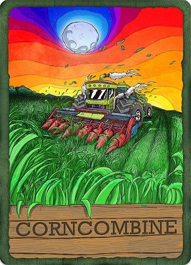 CORNCOMBINE