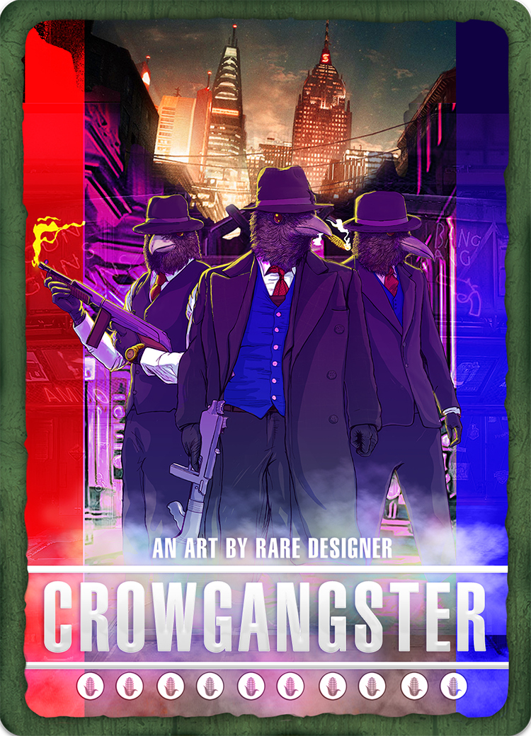 CROWGANGSTER